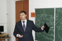 Специалист Сбербанка рассказал студентам ЧИ БГУ об инновациях в работе банковской системы