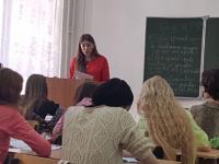 Выпускники ЧИ БГУ проходят магистерскую педагогическую практику в колледже института