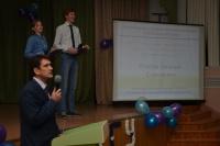 На открытие декады профориентации в ЧИ БГУ пришли почти 200 школьников