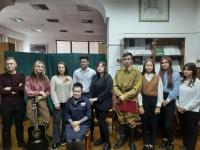 В библиотеке ЧИ БГУ проведен литературный вечер по творчеству забайкальского писателя Бориса Макарова