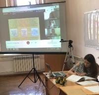 Начались защиты ВКР у студентов ЮФ ЧИ БГУ