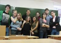 Победители конкурса на лучшую группу ЧИ БГУЭП