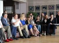 Студентки ЧИ БГУ встретились с участниками Всероссийской этнотуристической экспедиции