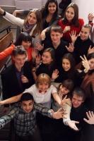 Студенческий совет ЧИ БГУЭП прошел во второй этап конкурса волонтерских отрядов