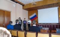 Студент ЮФ ЧИ БГУ выступил на круглом столе в Краснокаменске