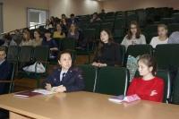 Встреча на тему «Противодействие коррупции» состоялась в ЧИ БГУ