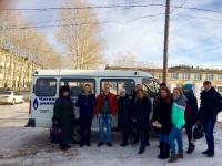 Студенты и преподаватели ЧИ БГУ посетили Акшинскую среднюю школу