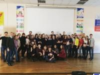 Команда юных сыщиков из школы № 40 победила в  криминалистическом квесте «ЮФ: место преступления»