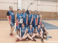 Баскетболистки ЧИ БГУ выиграли межвузовский чемпионат