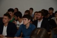 Студенческий клуб «Диалог» приглашает на очередное заседание