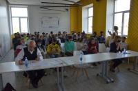 "Студентки 2 курса направления ""Прикладная информатика"" заняли I место на межвузовской конференции"
