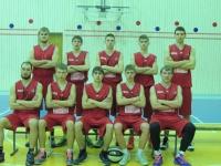 Поздравляем команду юношей по баскетболу