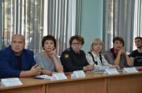 Встреча с экспертами и работодателями на ЮФ ЧИ БГУ