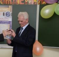 Поздравляем с юбилеем профессора Николая Васильевича Гордеева