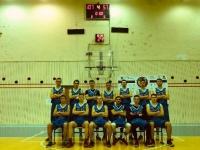 Мужская баскетбольная команда ЧИ БГУ стала лучшей студенческой командой края