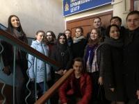 Экскурсия в ЭКЦ УМВД России по Забайкальскому краю