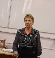 Теоретический семинар состоялся 31 октября на ФЭФ ЧИ БГУ
