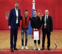 Выпускник ЧИ БГУ стал лучшим игроком первенства России ОАО РЖД