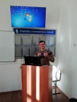 Очередное заседание кружка китайского языка в ЧИ БГУ