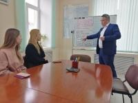 Студенты ЧИ БГУ проходят стажировку в министерстве экономического развития