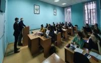 Встречи с выпускниками на ЮФ ЧИ БГУ