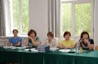 Защиты дипломных проектов закончились на кафедре «Экономика и управление» ЧИ БГУ