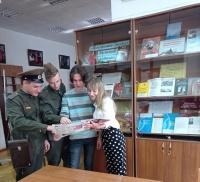 Книжная выставка «Последние залпы Великой войны»