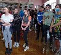 Школьники Читы посетили библиотеку и музей истории ЧИ БГУ