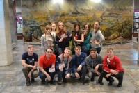 Волонтёры ЧИ БГУ приняли участие во Всероссийском историческом квесте