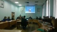 Круглый стол с участием представителей правоохранительных органов прошел в ЧИ БГУ