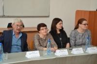 Заседание студенческого клуба «Диалог» состоялось в ЧИ БГУ