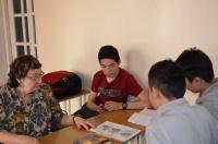Мастер класс для слушателей из Монголии был организован авторским коллективом социального проекта