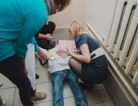 Восемь команд школьников и студентов  26 октября искали преступника в корпусе ЮФ ЧИ БГУ