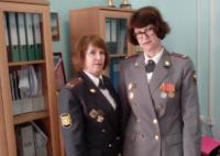 Поздравляем с Днем сотрудника органов внутренних дел РФ Скобину Е.А. и Богушевич Е.М.