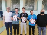 Студенты ЧИБГУ стали призерами турнира по адаптивным настольным спортивным играм