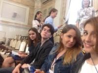 Студенты ЮФ ЧИ БГУ были участниками Международного форума ШОС