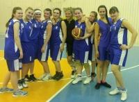 Женская команда по баскетболу ЧИ БГУЭП выиграла у ЧГМА со счетом 41:21