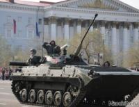 На время праздничных мероприятий 9 мая в Чите будет ограничено движение транспорта