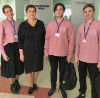 В рамках реализации грантового проекта команда студентов ЧИ БГУ посетила школы пгт  Карымское