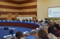 Преподаватель ЧИ БГУ Попова Е.М. приняла участие в Международной конференции  на  базе ДВФУ