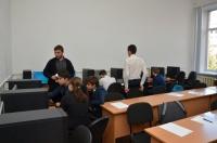 В рамках профориентационной недели ЧИ БГУ школьники создали четыре бизнес-проекта