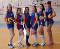 Женская сборная по волейболу ЧИ БГУЭП приняла участие в турнире им.Тамаровского