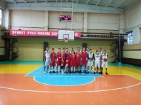 Мастер-класс от президента Российской Федерации баскетбола