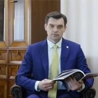 Поздравление Торгового представителя России в Китае, выпускника ЧИ БГУ