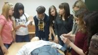 Более 60 школьников приняли участие в квесте «Ночь в Нархозе»