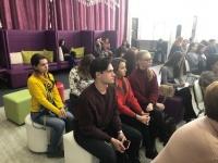 Студенты 1 курса ЧИ БГУ побывали на городском уроке финансовой грамотности