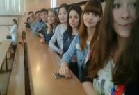 Команда ЧИ БГУ приняла участие в межвузовском мероприятии
