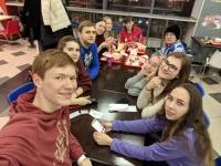 Студенческая делегация ЧИ БГУ 21 января прибыла в Иркутск с официальным визитом