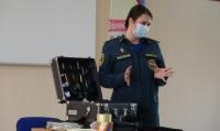 Выпускница ЮФ ЧИ БГУ организовала проведение лекции и мастер-класса для студентов