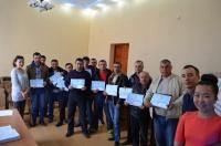Выездные сессии социального проекта в Забайкальском и Борзинском районах Забайкалья
